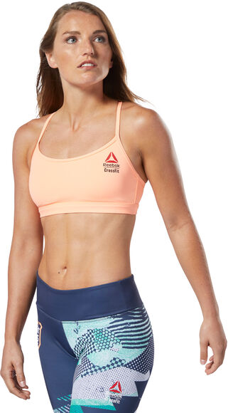 SKinny Strap Bra - Authentic