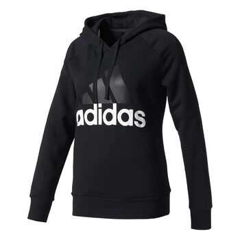 ADIDAS Essential Lin Original Hoody Damer Sort