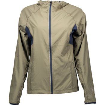 Les Deux Athletics Run Jacket Damer Grøn