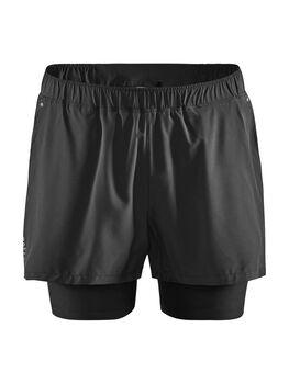 Craft ADV Essence 2-i-1 Stretch shorts Herrer