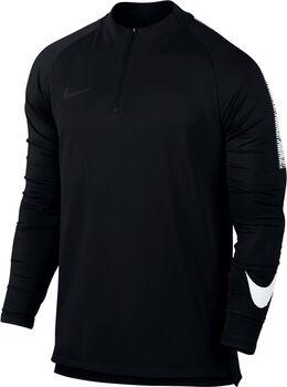 Nike Dry Squad Dril Top Mænd Sort