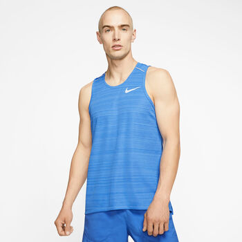 Nike Dri-Fit Miler Running Tank Herrer