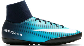 Nike MercurialX Victory 6 DF TF Blå