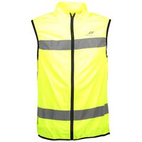 Pro Touch Reflective Run Vest - Unisex