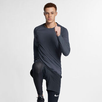 Nike Pro LS Top Tech Pack Herrer