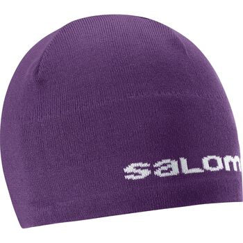 Salomon Beanie Cosmic Purple