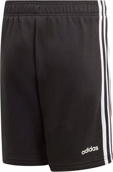 Essentials 3-Stripes Knit Shorts