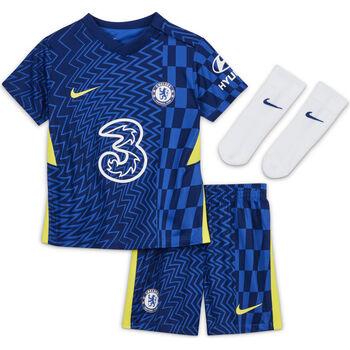 Nike Chelsea FC 21/22 hjemmebanesæt Baby