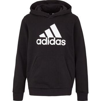 adidas Logo Hood Sort