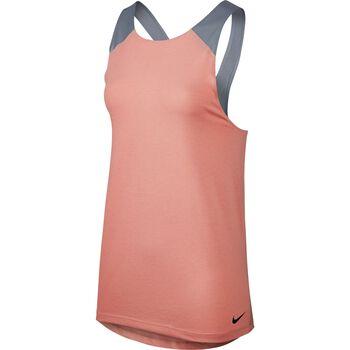 Nike Breathe Training Tank Damer Pink