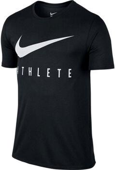 Nike DB Swoosh Athlete Tee Mænd Sort