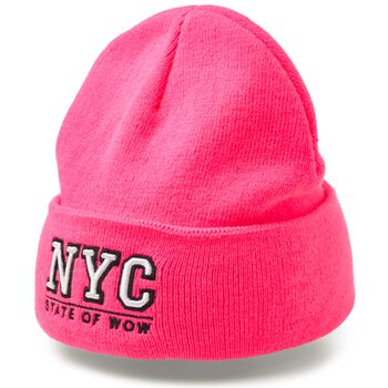 Wow State of Toronto Beanie Pink