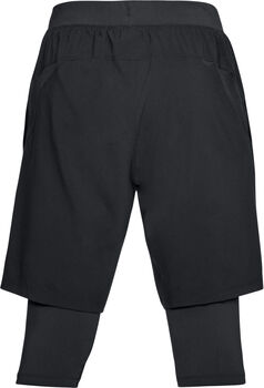 Under Armour Launch SW Long Short Herrer