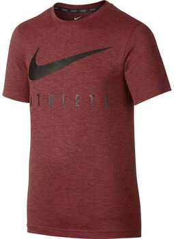 Nike Dry Training Top Rød