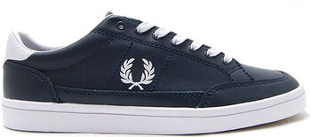 Fred Perry Deuce Leather Mænd