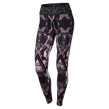 Nike Power Epic Lux 7/8 Running Tights Damer Multifarvet