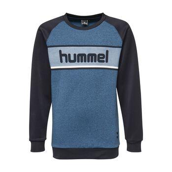Hummel Spruce Sweatshirt Blå