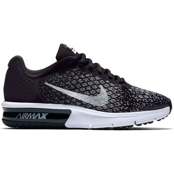Nike Air Max Sequent 2 GS Sort