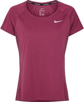 Nike Dry Miler Top GX Damer Lilla