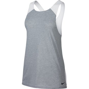 Nike Breathe Training Tank Damer Grå