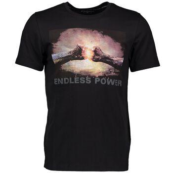 ENERGETICS Tarik X T-Shirt Herrer Sort