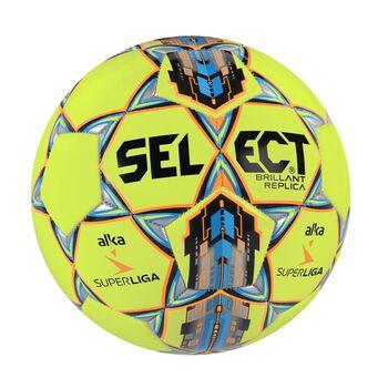 Select Brillant Replica Fodbold Alka Superliga Gul