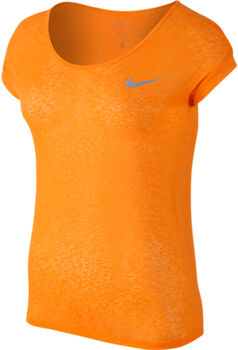 Nike Dri-Fit Cool Breeze SS Damer Orange