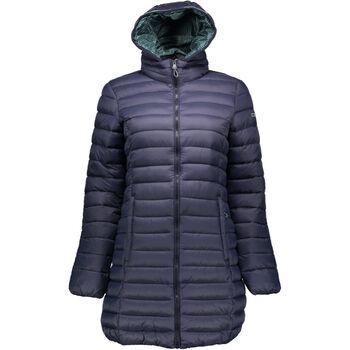 CMP Jacket Zip Hood Damer Blå