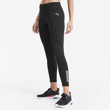 Puma RTG Logo 7/8 Leggings Damer Sort