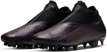 Nike Phantom Vision 2 Pro DF FG Sort