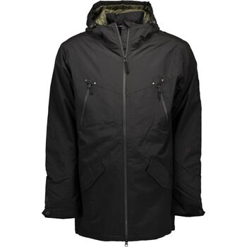 McKINLEY Sumbe Short Coat Herrer Sort