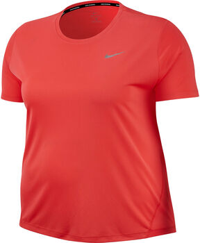 Nike Dry Miler SS Running Top (Plus Size) Damer