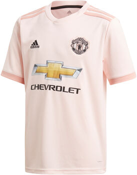 ADIDAS Manchester United Away Shirt 18/19 Kids Drenge