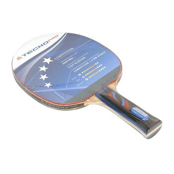 TECNOPRO Competition Bordtennisbat