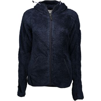 McKINLEY Linda Highloft Fleece Damer Blå