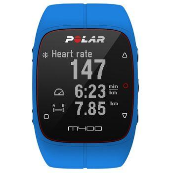 Polar M400 HR Blå
