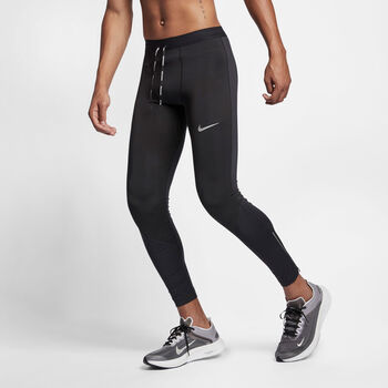 Nike Tech Power-Mobility Tights Herrer Sort
