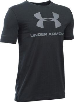 Under Armour Sportstyle Logo T-shirt Sort
