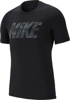 Nike Pro Fitted SS Top Herrer