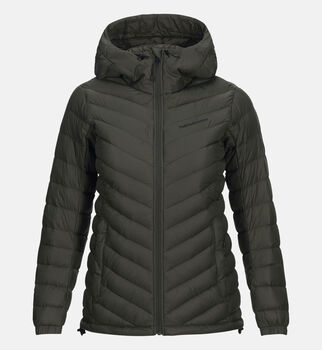 Peak Performance W Frost Down Hood Damer