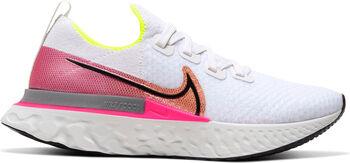 Nike React Infinity Run Flyknit Damer Hvid