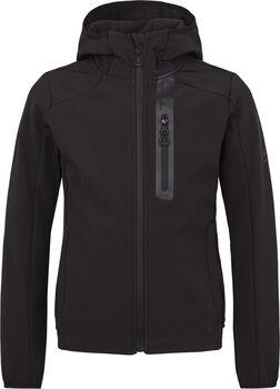 McKINLEY Evince Softshell Jacket Sort