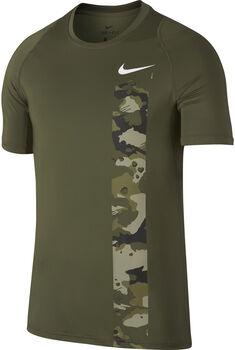 Nike Pro Top Short Sleeve Training Top Herrer