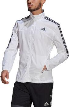 adidas Marathon 3-Stripes løbejakke Herrer