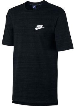 Nike Sportswear Advance 15 Top Herrer Sort