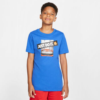 Nike Dri-FIT Kids Basketball T-Shirt