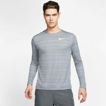 Nike Dri-Fit Miler LS Top Herrer