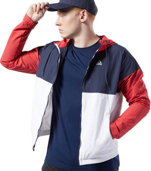 Reebok Training Essentials Linear Logo Windbreaker Herrer