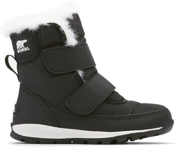 Sorel Whitney Velcro Støvler Sort