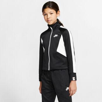Nike Sportswear Heritage Sweatshirt Sort